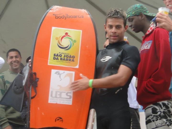 Thiago Corrêa foi um exemplo de atleta dentro e fora da água.